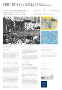 I have two exhibitions coming up soon! Weeds aplenty, or beautiful and useful wild flowers, depending which way your cookie crumbles. I'm of the latter persuasion. Hope you can make it along. More details here: http://www.internationalprintbiennale.org.uk/whats-on/2014/06/27/horror-vacui-louise-bradley.html